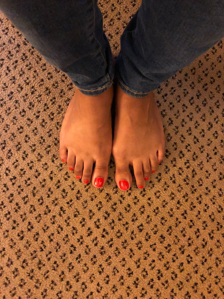 Lucky Nails & Spa: 13346 Hg Trueman Rd, Solomons, MD