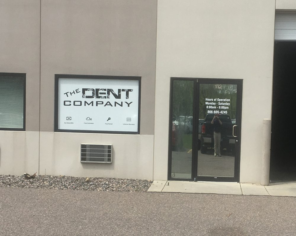 The Dent Company Auto Hail Repair: 6260 W 52nd Ave, Arvada, CO