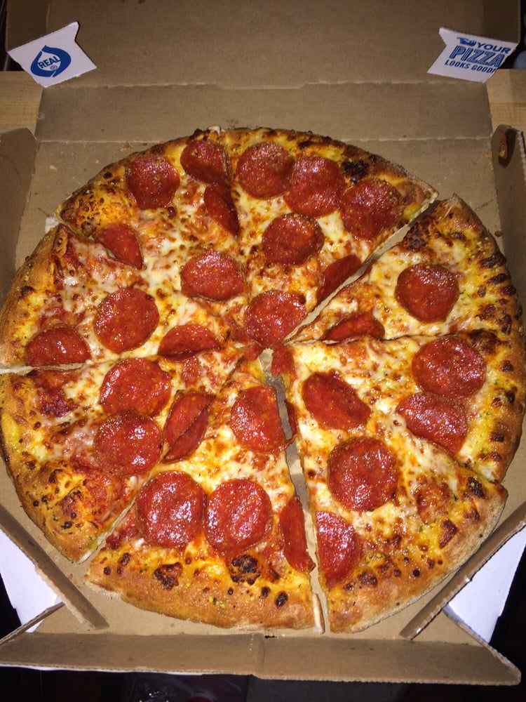 weakness of domino pizza