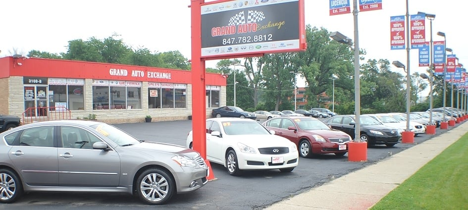 grand auto sales car dealers 1406 grand ave waukegan il phone number yelp. Black Bedroom Furniture Sets. Home Design Ideas