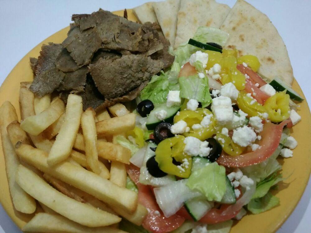 Greenhills Sandwich Shop Mediterranean grill: 36 Eswin St, Cincinnati, OH