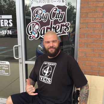 big city barbers 64 photos barbers 660 commerce center dr greater arlington jacksonville. Black Bedroom Furniture Sets. Home Design Ideas