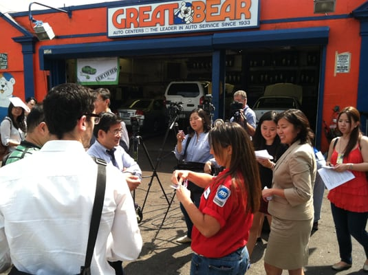 Auto Body Repair Shops Near Me >> Great Bear Auto Repair and Auto Body Center - Body Shops ...