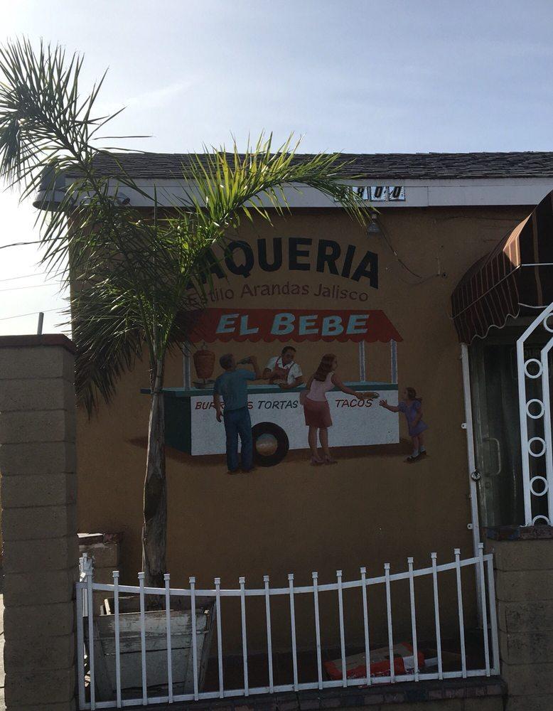 Tacos El Bebe: 4800 Randolph St, Bell, CA