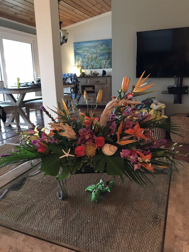 Flowers By J & J: 5800 Overseas Hwy, Marathon, FL