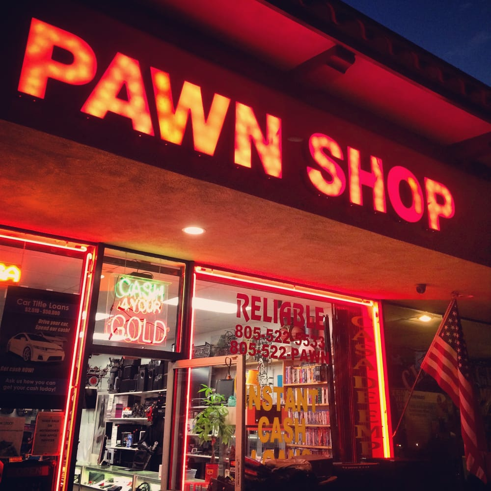 simi valley pawn shops
