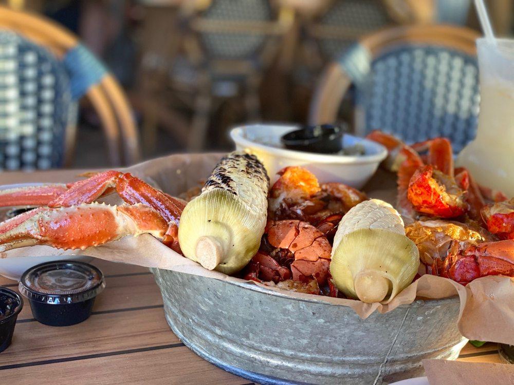 Rockin' Baja Lobster: 258 Harbor Dr S, Oceanside, CA