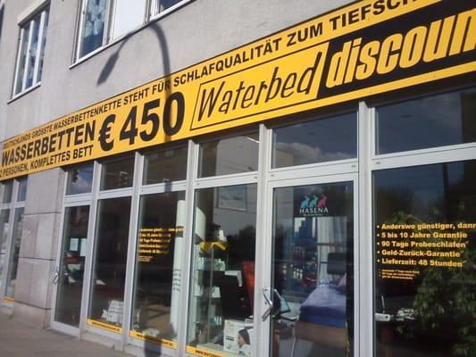 Waterbeddiscount Mattresses Berliner Allee 172 Weissensee
