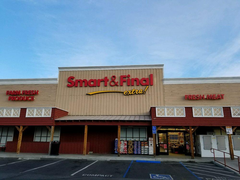 Smart & Final Extra!: 1180 N Main St, Bishop, CA