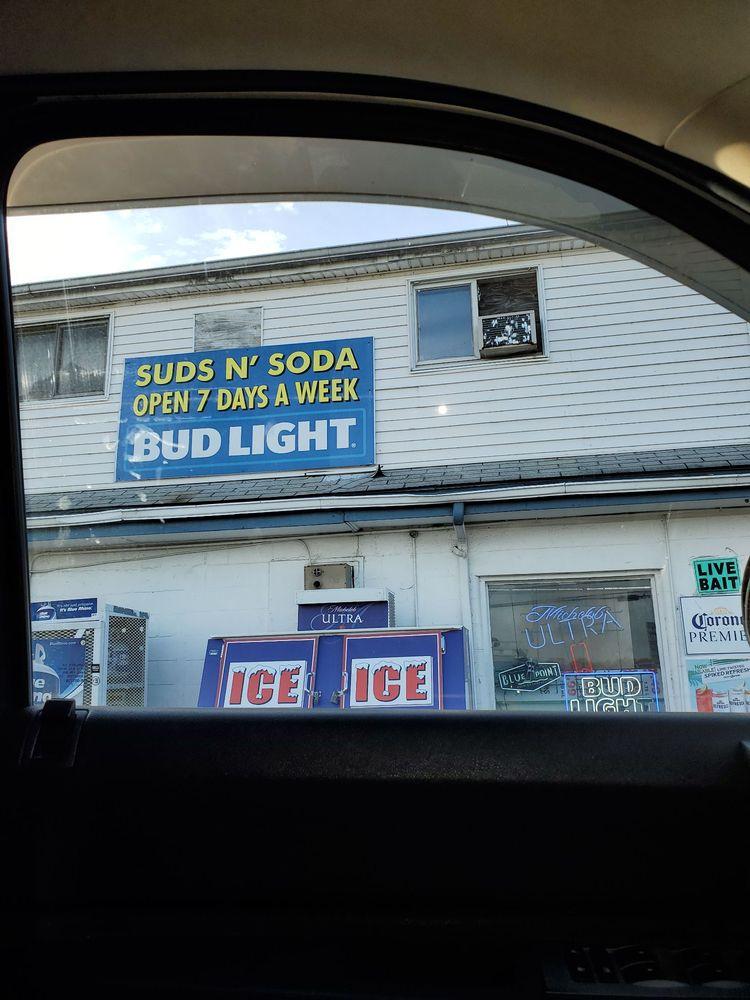 Suds'n Soda: 1014 Washington Ave, Chestertown, MD