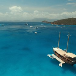 Get bvi naked sailing right there!