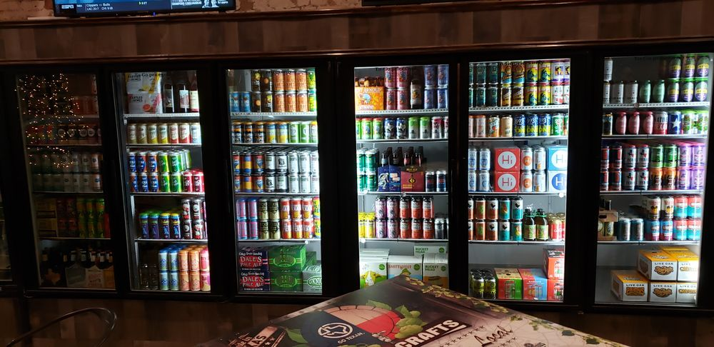 Bastrop Beer Company: 1008 Main St, Bastrop, TX