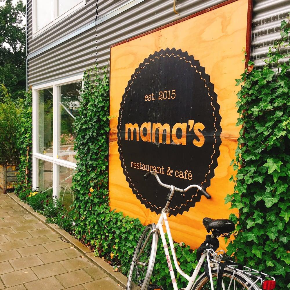 Mama's: Valschermkade 19, Amsterdam, NH