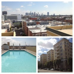 Photo Of The Langham Apartments Los Angeles Ca United States