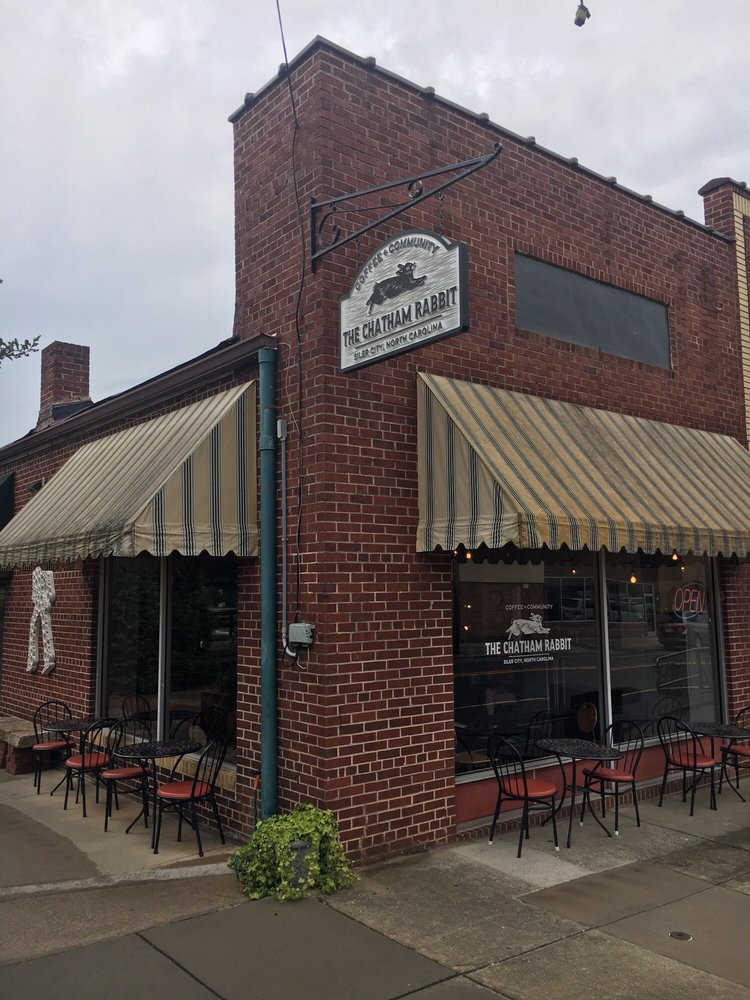 Chatham Rabbit: 223B N Chatham Ave, Siler City, NC