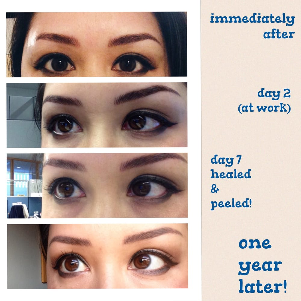 Chi N 's Review of EverTrue Semi-Permanent Makeup Salon