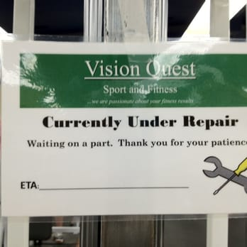Vision Quest Sport and Fitness - CLOSED - 45 Reviews - Gyms - 8401 ...