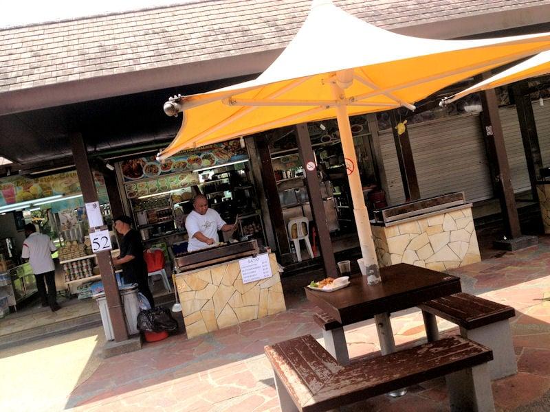 Indian Muslim Food Palace Singapore
