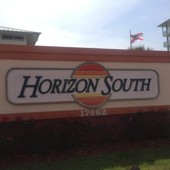 Photo Of Horizon South Panama City Beach Fl United States Front Sign
