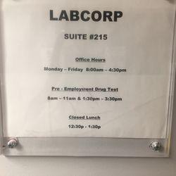 LabCorp - 24 Reviews - Laboratory Testing - 11633 Hawthorne