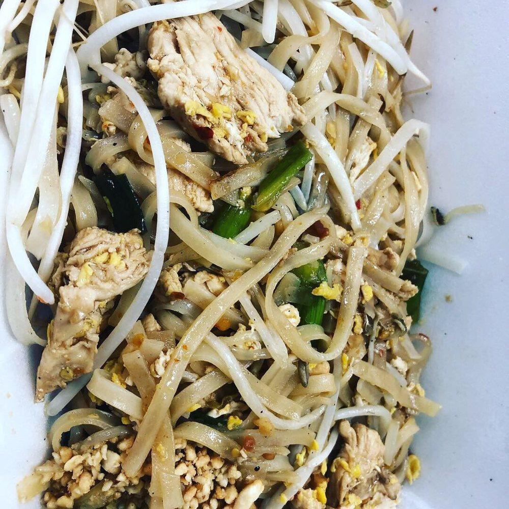 Food from Ya's Thai Kitchen