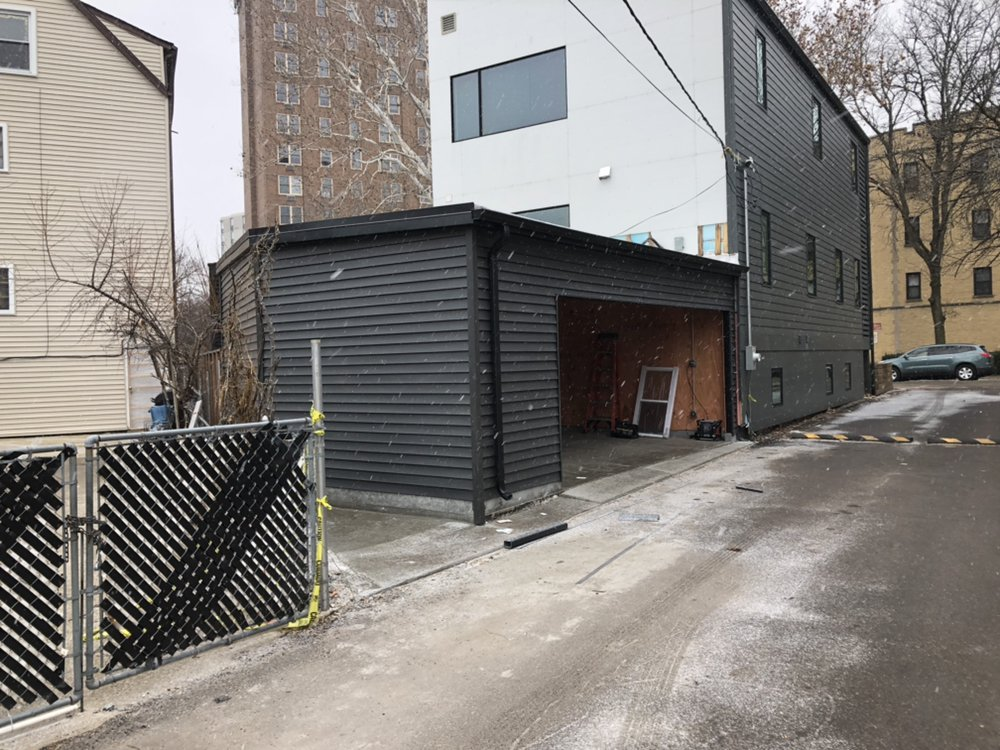 A-Windy City Garages & Doors