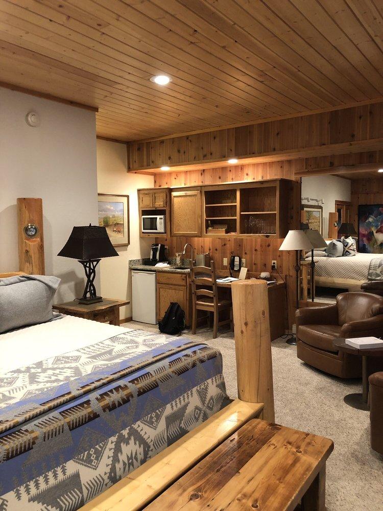 Triple Creek Ranch: 5551 W Fork Rd, Darby, MT