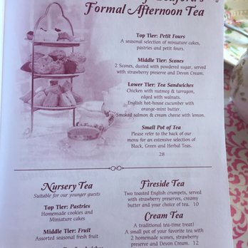 English Rose Tea Room 181 Photos Amp 128 Reviews British