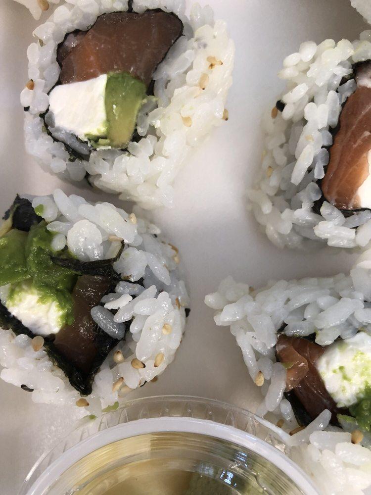 Poki & Roll California Sushi: 4852 S Eastern Ave, Commerce, CA