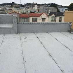 Photo of S F Summit Roofing - San Francisco CA United States. New modified & S F Summit Roofing - 22 Reviews - Roofing - 901 Sloat Blvd Merced ... memphite.com