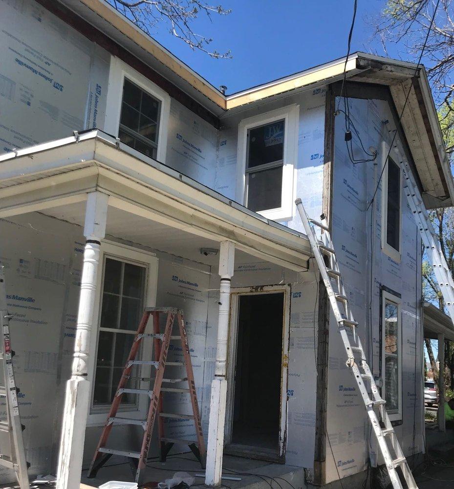 Dry Source Property Restoration: 217 N Main St, Deerfield, WI