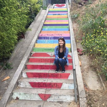 Great Photo Of Micheltorena Stairs   Los Angeles, CA, United States. First Set Of
