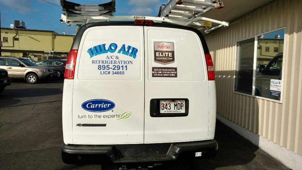 Hilo Air Conditioning & Refrigeration: 1204 Honu St, Hilo, HI