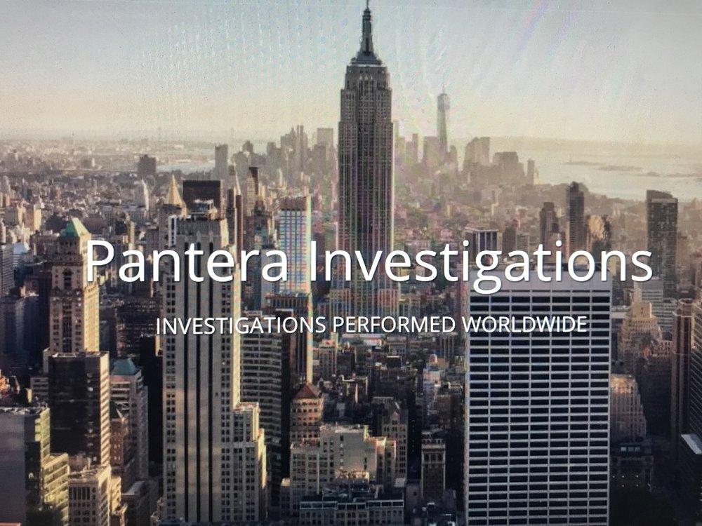 Pantera Investigations: 609 N Laurel St, El Paso, TX