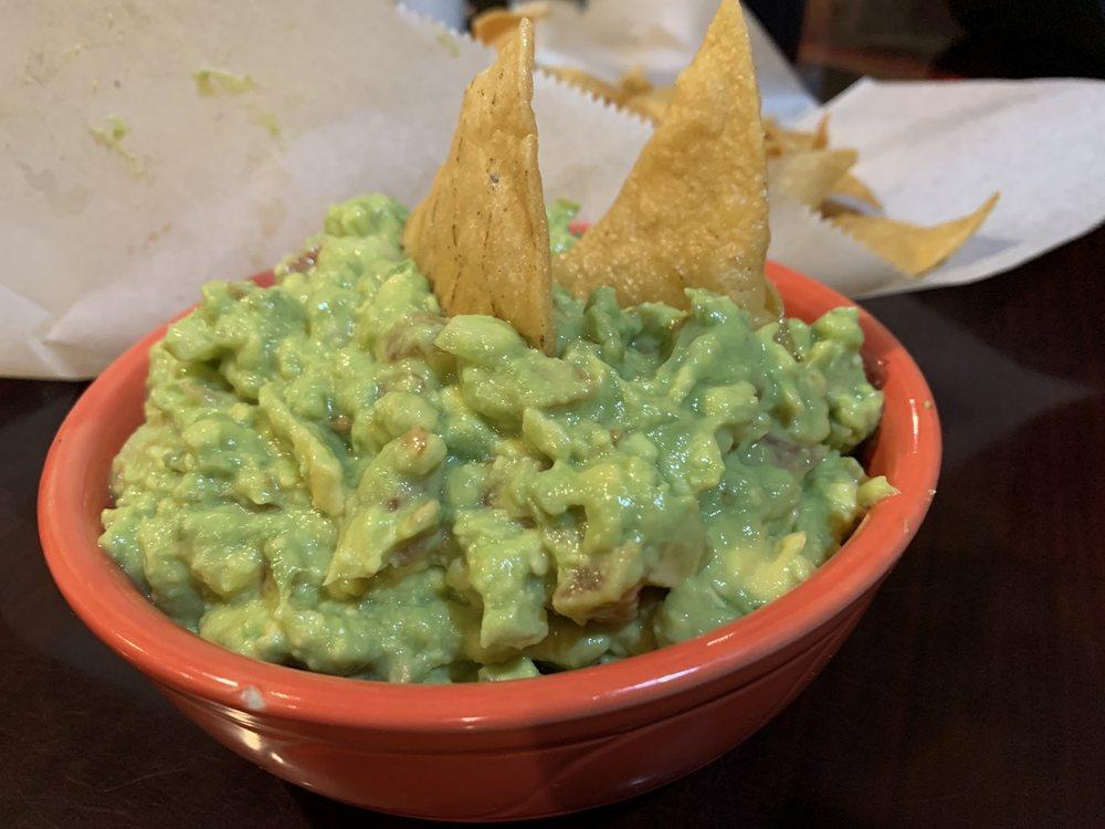 Food from Los Portales Restaurant