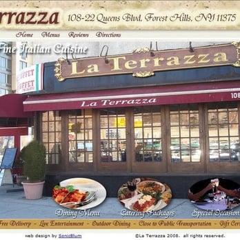 Photo Of La Terraza Italian Restaurant Forest Hills Ny United States