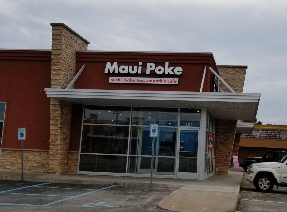 Maui Poke: 310 N Drake Rd, Kalamazoo, MI