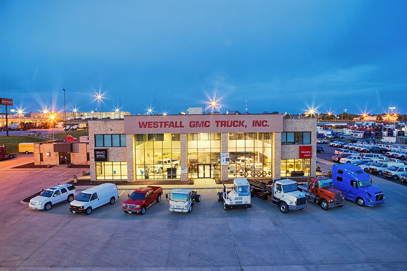 Westfall GMC Trucks