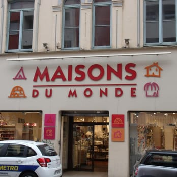 maisons du monde ferm d coration d int rieur 272 274 rue l on gambetta wazemmes lille. Black Bedroom Furniture Sets. Home Design Ideas
