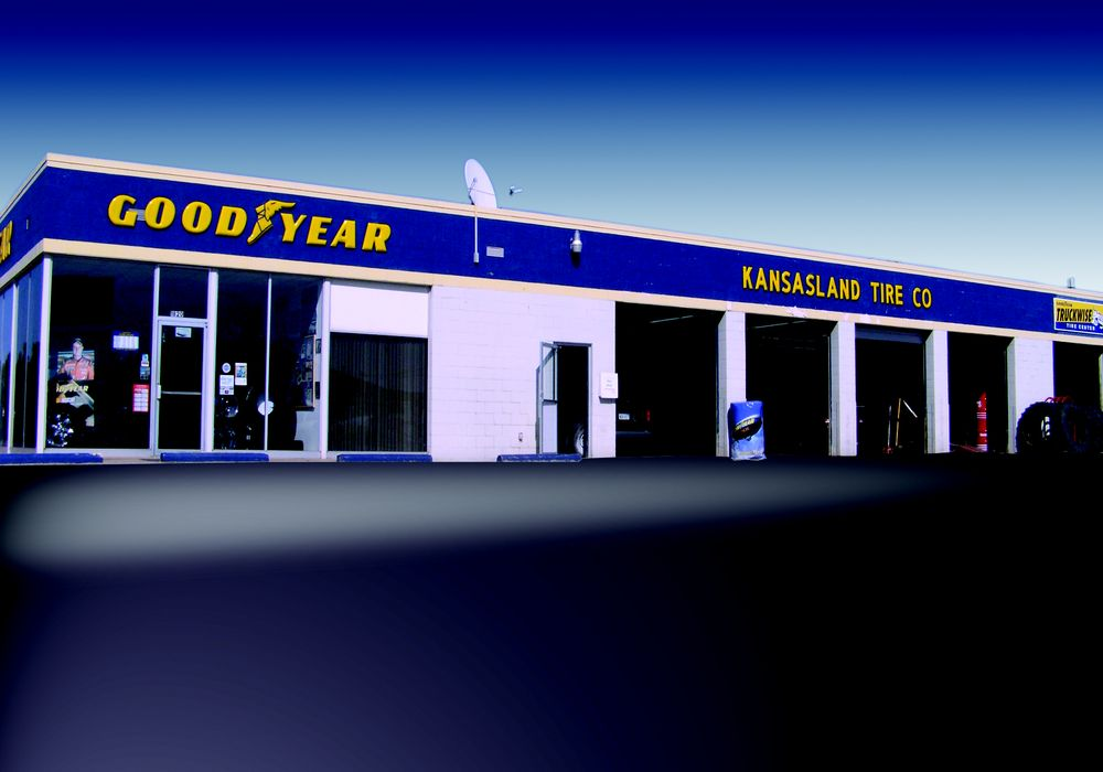 Kansasland Tire and Service: 1820 N Main, Great Bend, KS