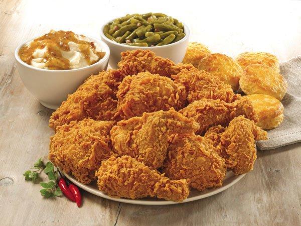 Popeyes Louisiana Kitchen: 1390 Hwy 4 Bypass, Camden, AR