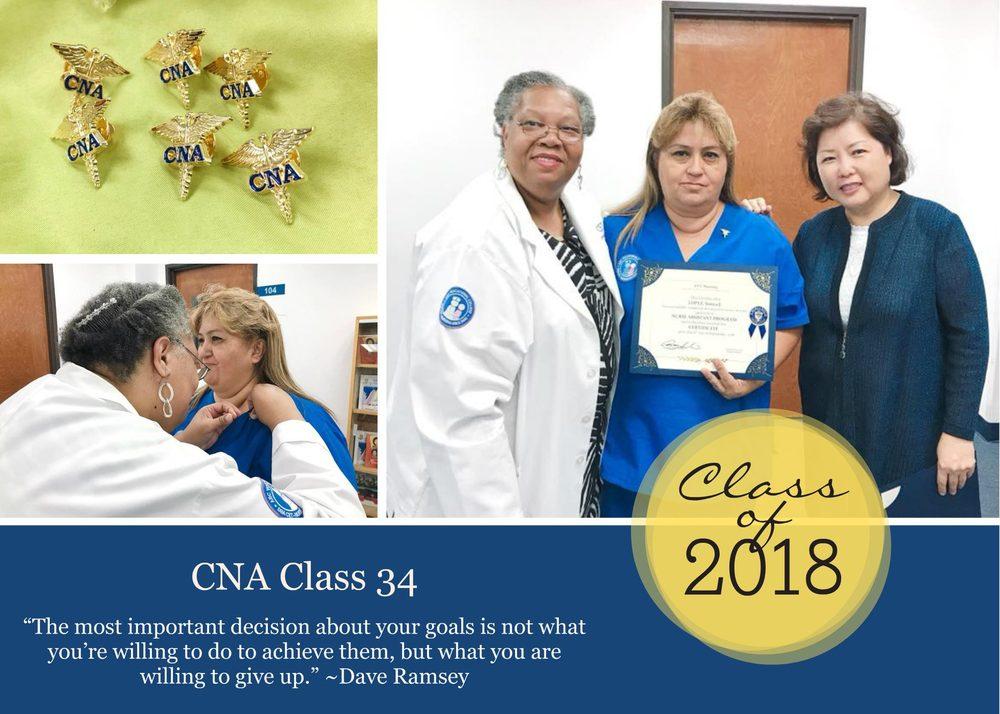 CET Nursing: 639 S New Hampshire Ave, Los Angeles, CA