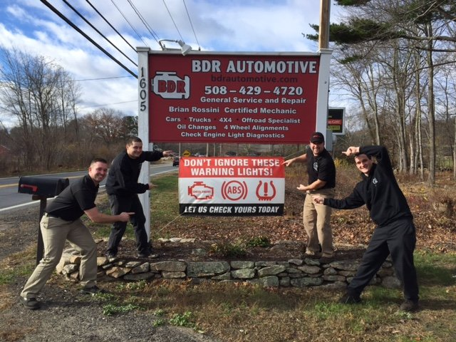 Towing business in Holliston, MA
