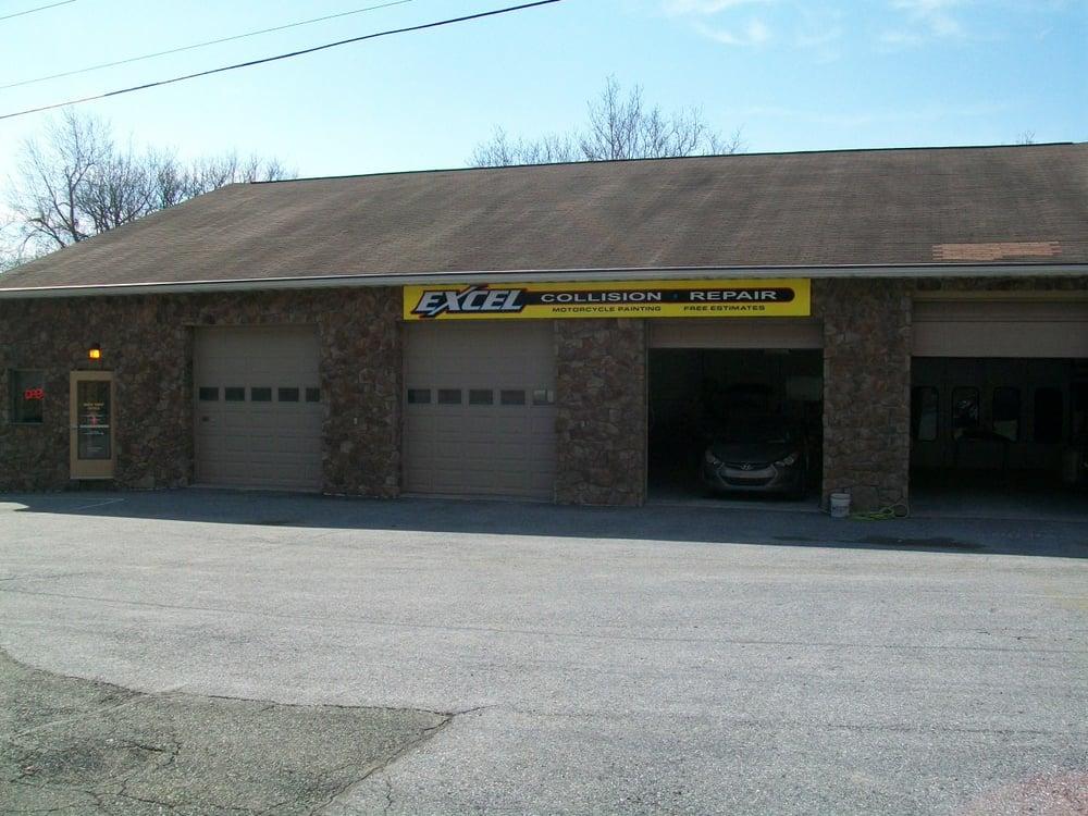Excel Collision Repair & Paint Specialists: 921 Route 100, Bechtelsville, PA