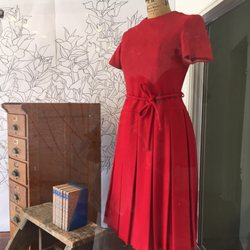 Photo Of Civvies Vintage   New Haven, CT, United States. Stunning Red Dress