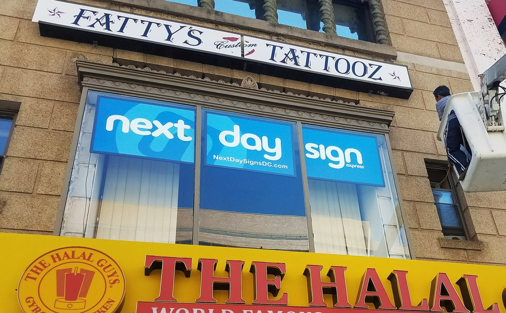 Next Day Sign Express