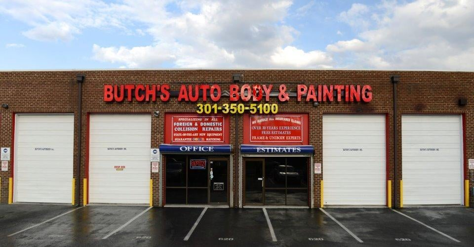 Butch's Auto Body & Painting: 620 Ritchie Rd, Capitol Heights, MD