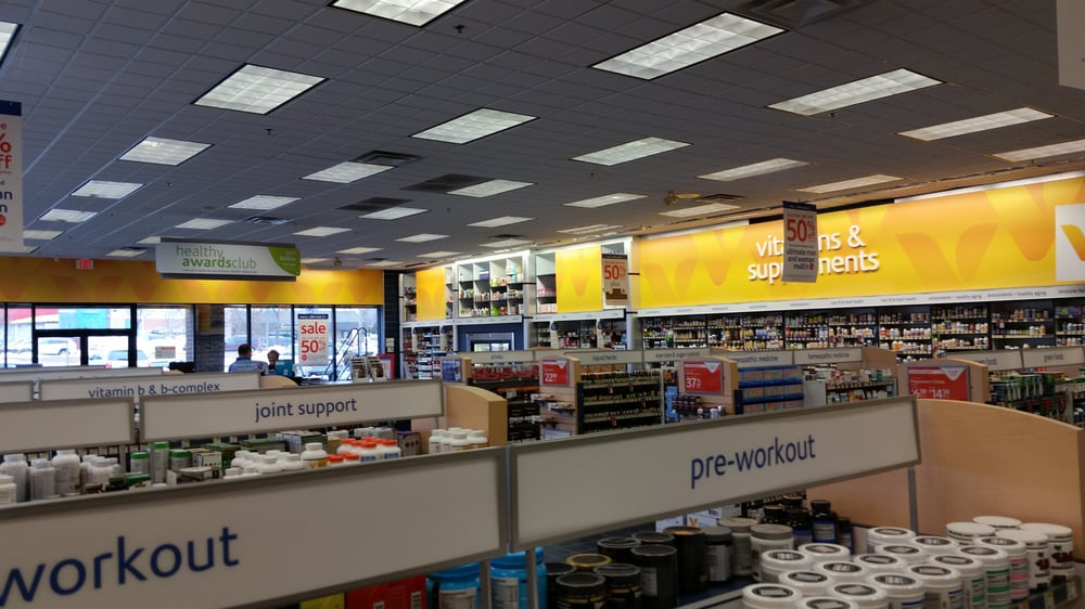 The Vitamin Shoppe: 7515 West Layton Ave, Greenfield, WI