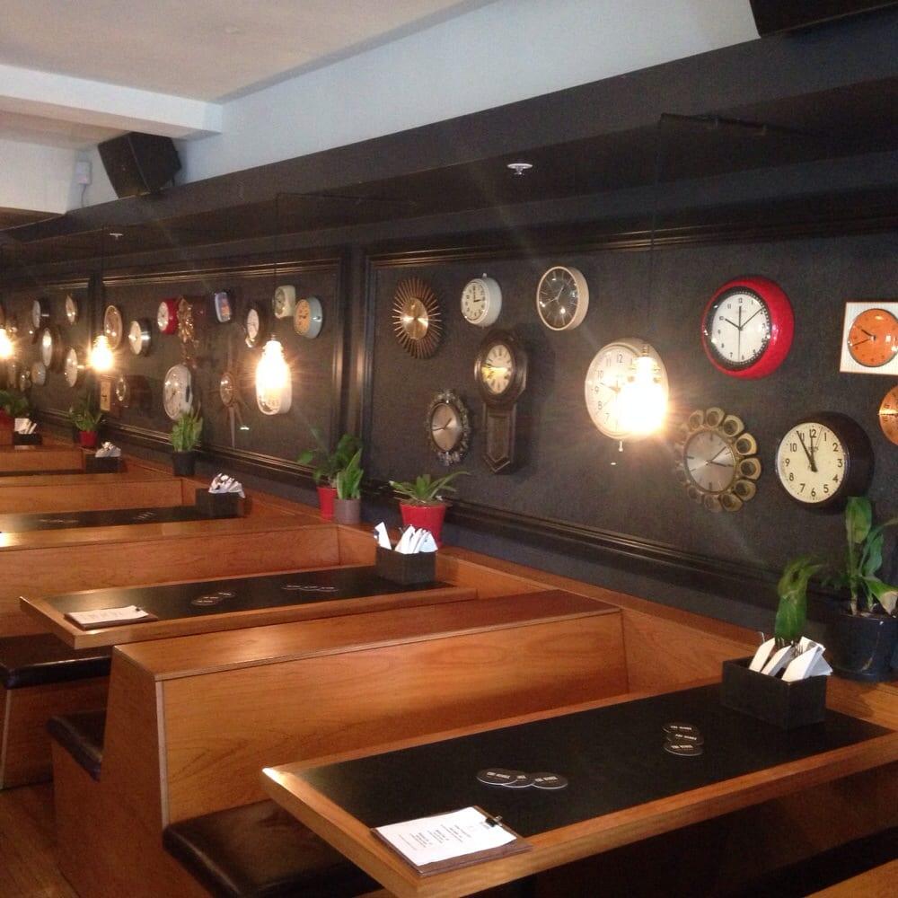 Inside The Clock Yelp