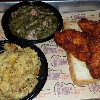 Photo Of Hot Chicken Kitchen   Madison, AL, United States. Mild Chicken,